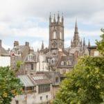 The Scottish Port City of Aberdeen