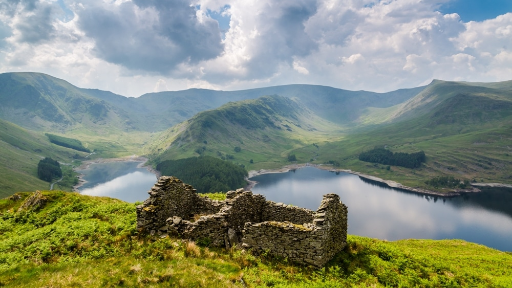 Tourico Vacations Reviews the Beauty of the United Kingdom – The Screes & Scafell Pike