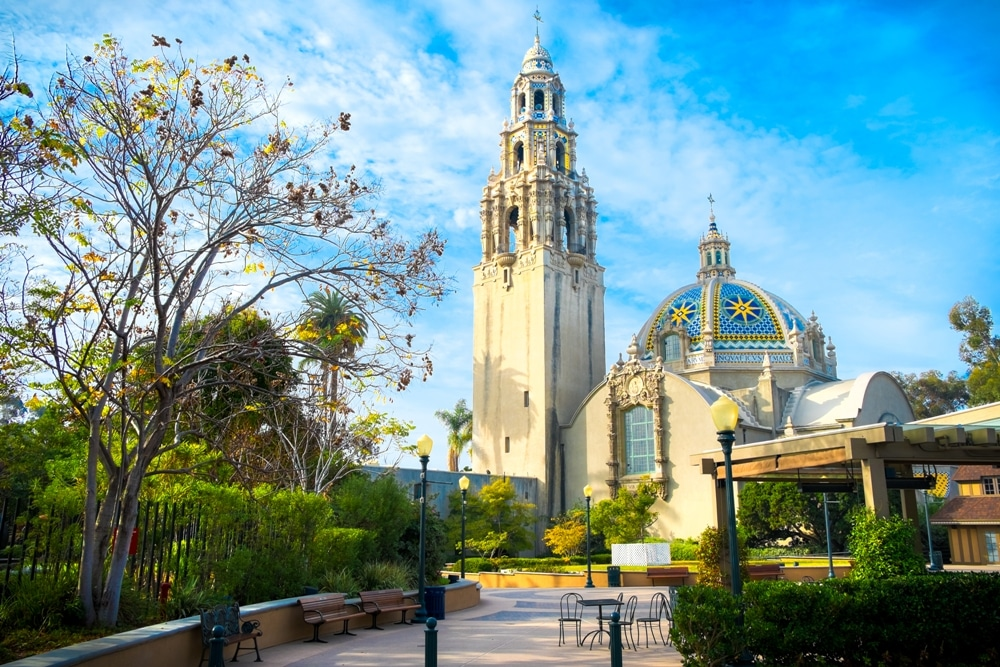 Tourico Vacations Reviews Balboa Park – San Diego, California