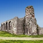 The Legend of Rozafa Castle in Shkodra, Albania