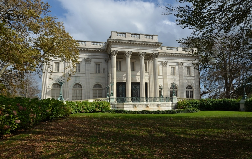 The Marble House of Rhode Island